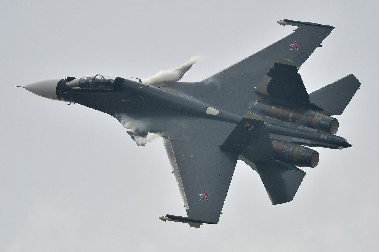 Les avions militaires russes en images