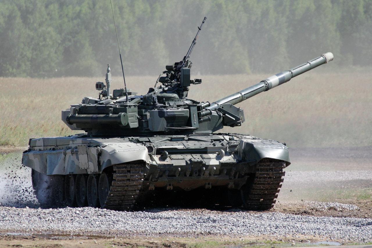Le char T-80