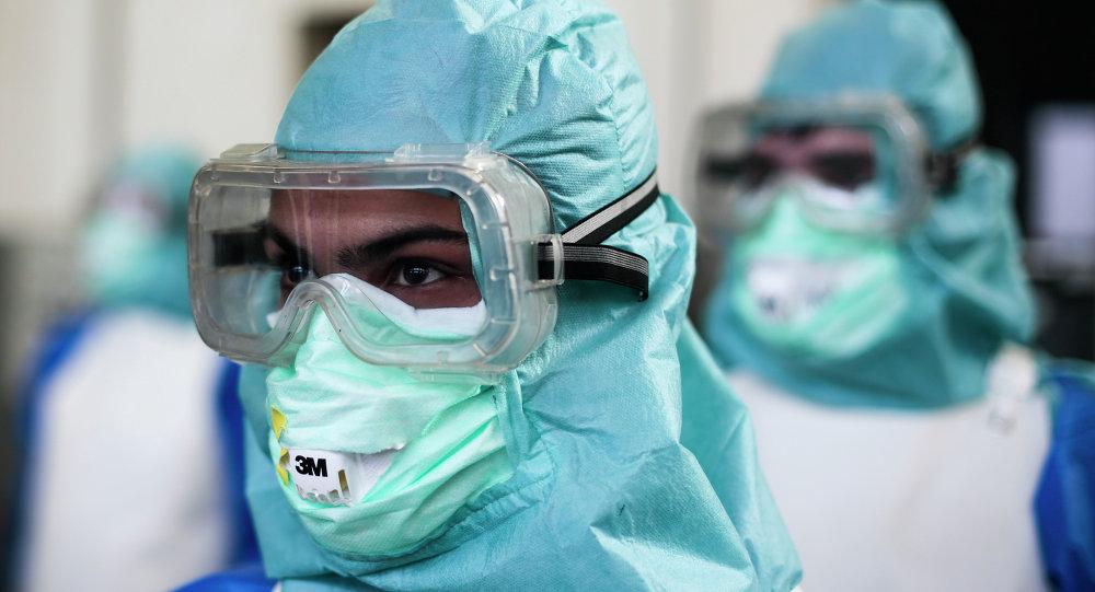 Médecins luttant contre Ebola