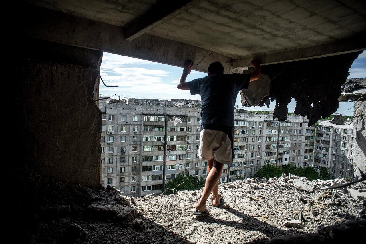Ukraine: 184 jours de guerre