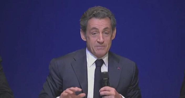 Sarkozy: La Crimée a choisi la Russie, on ne peut pas le lui reprocher