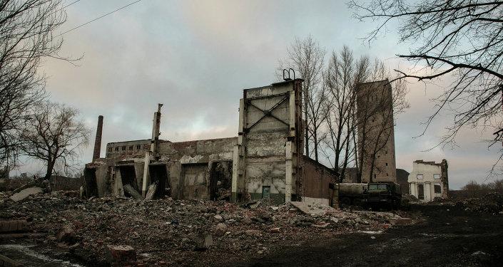 Conséquences des bombardements d'Ouglegorsk (Ukraine)