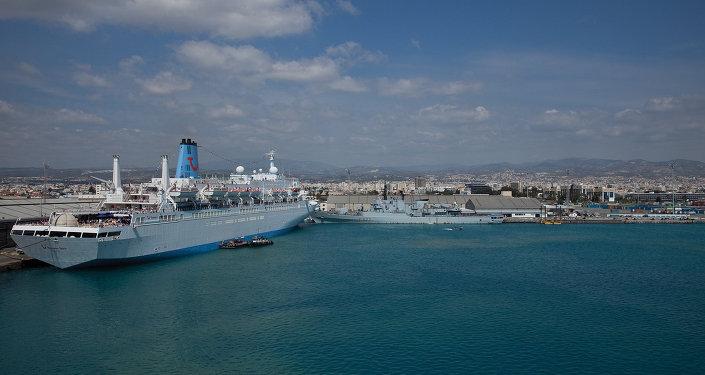Le port de Limassol