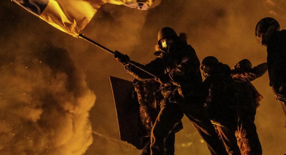 Heurts à Kiev (Archives)