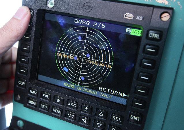 Un appareil de navigation GLONASS