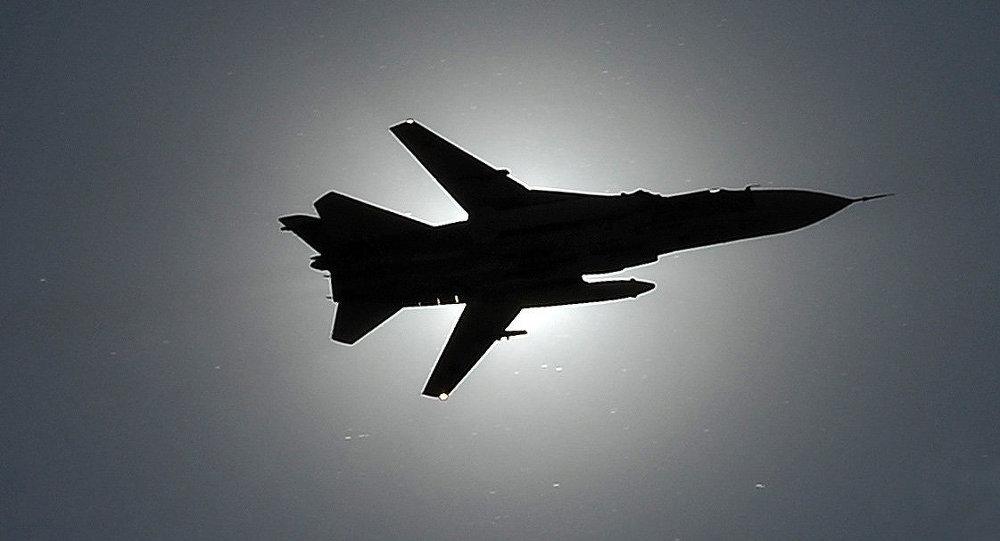 Un Su-24. Archive photo