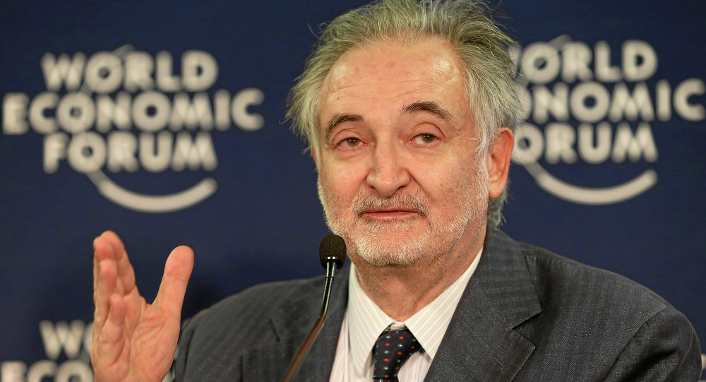 Jacques Attali, President, PlaNet Finance, France