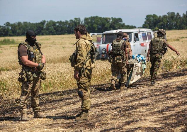 Ukraine: la vie sous les obus dans la région de Donetsk