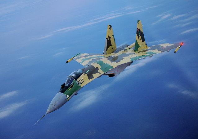 Les avions du bureau d'études russe Soukhoï
