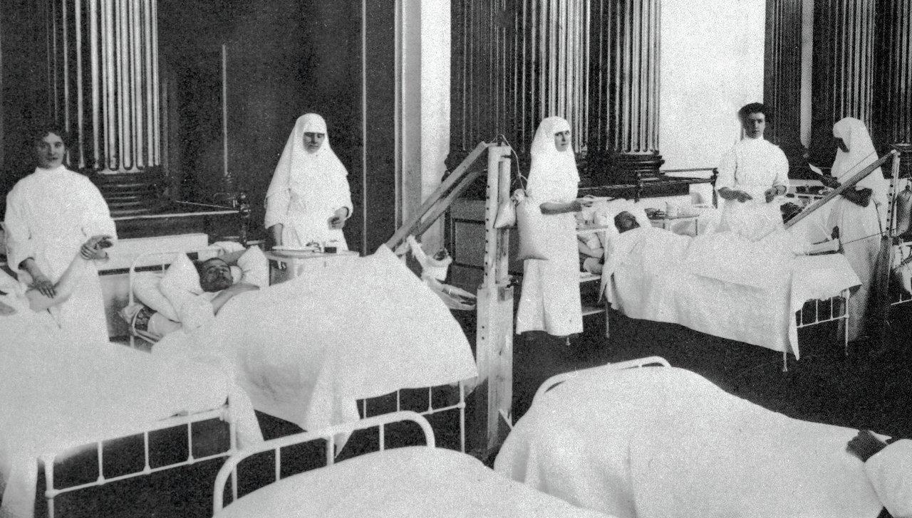 La Russie dans la Première Guerre mondiale