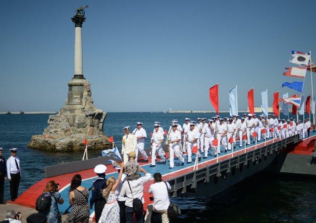 La Journée de la Marine célébrée en Russie