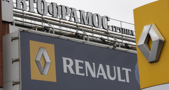 Renault, Moscou