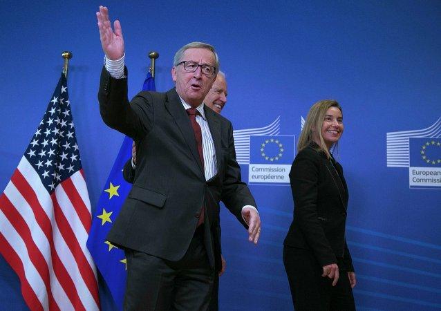 Juncker: « je soutiendrai l'indépendance du Texas » si Trump favorise le Brexit
