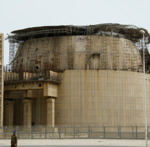 La centrale de Bouchehr
