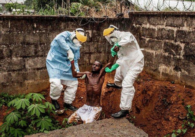 Virus d'Ebola
