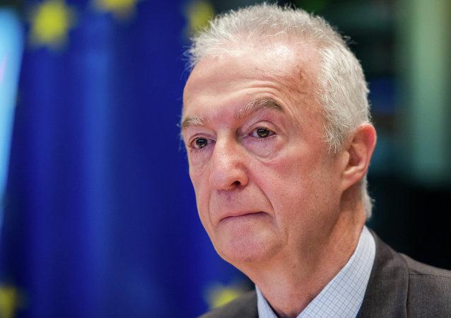 Gilles de Kerchove, coordinateur de l'Union européenne pour la lutte contre le terrorisme