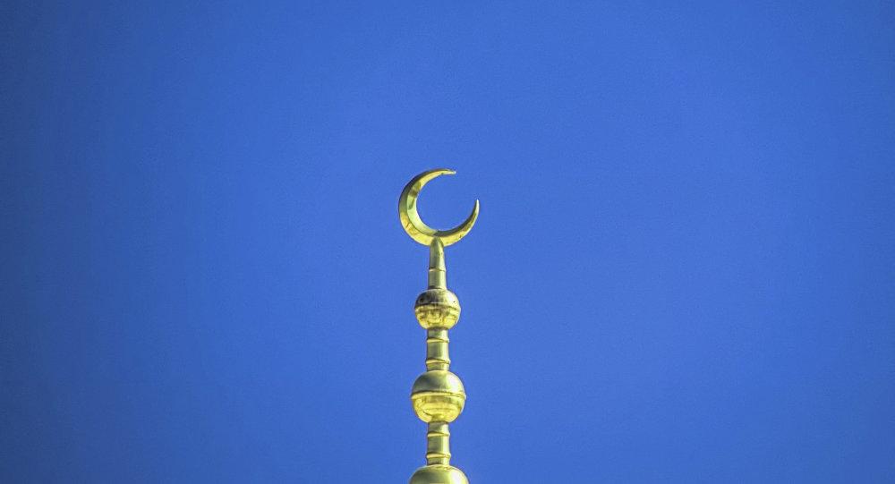 Une mosquée