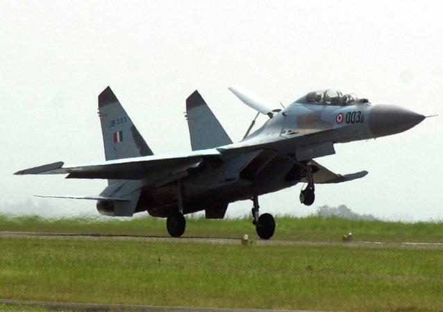 Chasseur  Su-30