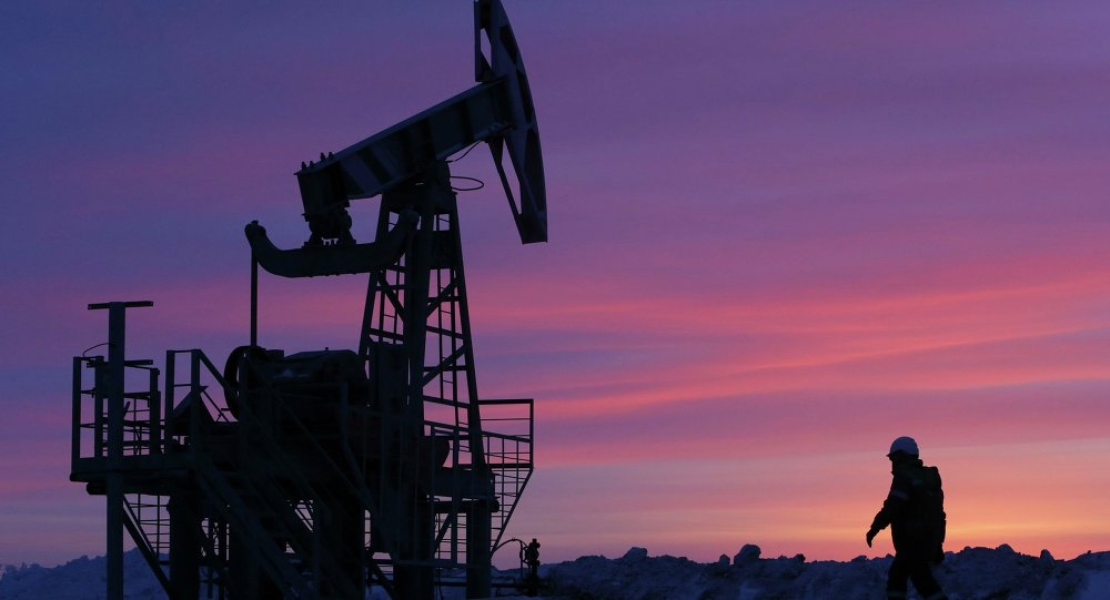 extraction de pétrole