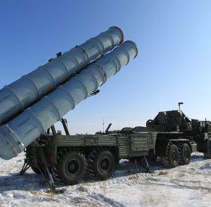 Missiles sol-air russes S-400 (Triumph)