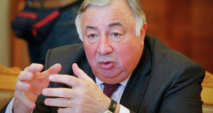Gérard Larcher Feb. 25, 2015