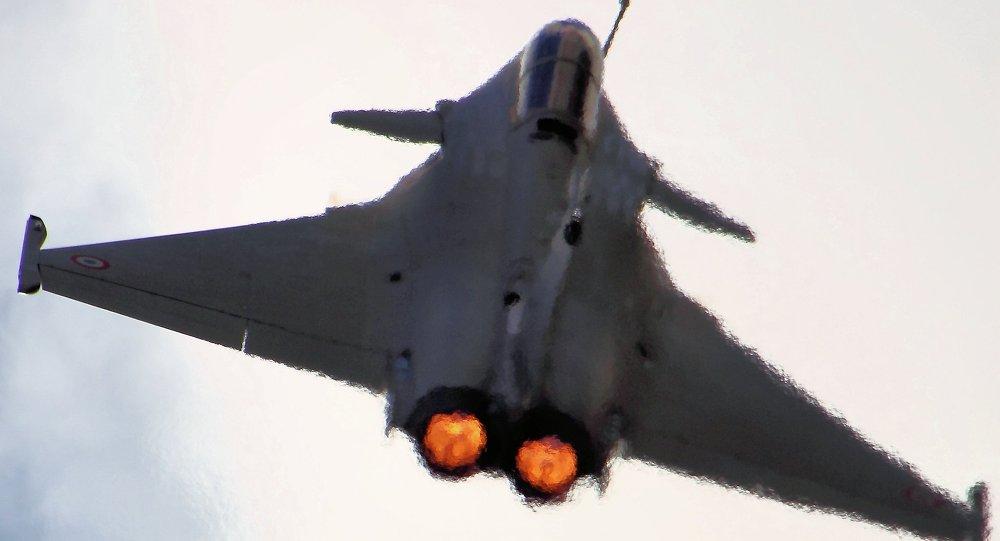 Rafale de l'Armée de l'air française (Archives)