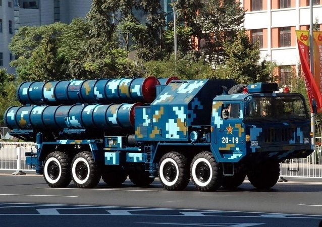 Missiles sol-air chinois HQ-9