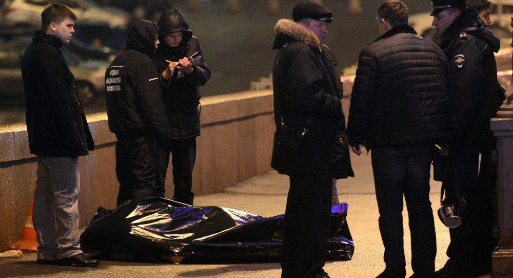 Boris Nemtsov, homme politique russe, assassiné à Moscou