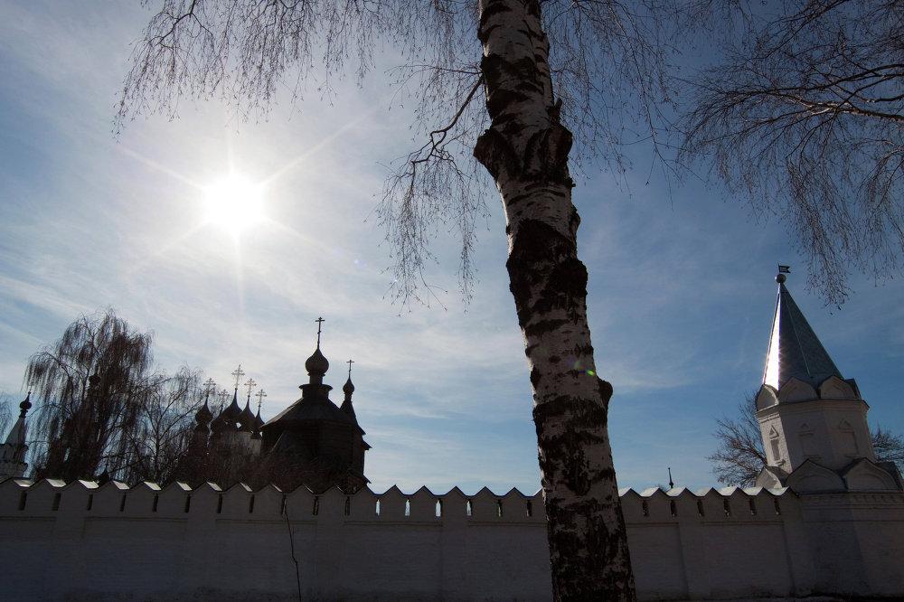 Monastère de la région de Mourom (oblast de Vladimir)