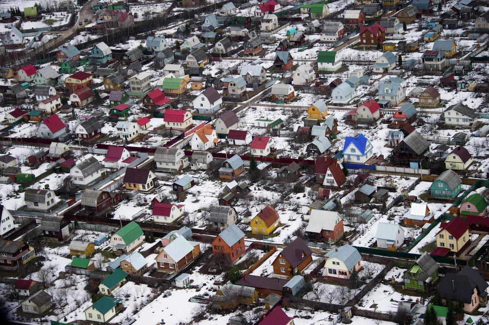 Maisons dans la région de Moscou