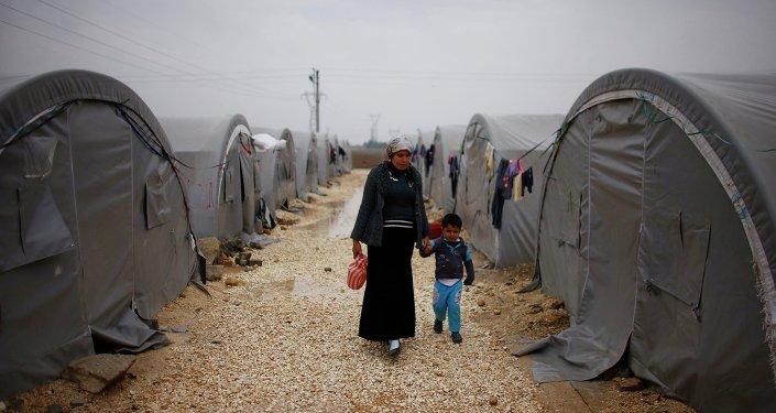 Réfugiés kurdes