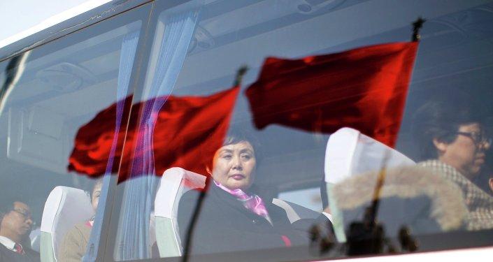 Délégués à la session de l'Assemblée nationale populaire de Chine