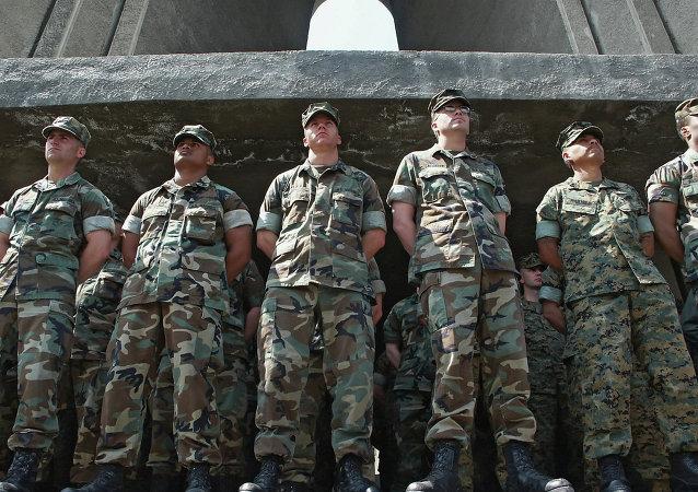 Instructeurs militaires US
