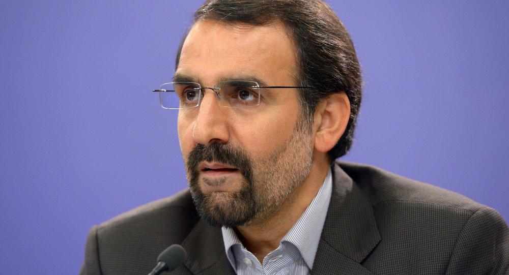 Ambassadeur d'Iran à Moscou Mehdi Sanai