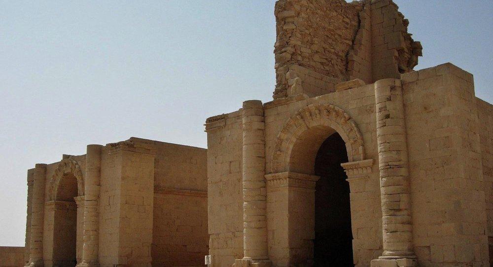 Сité de Hatra (Archives)