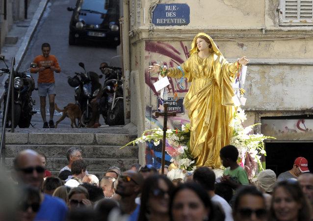 Fête de l'Assomption de la Vierge Marie