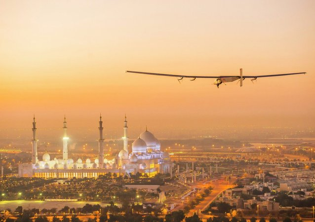 L'avion solaire Solar Impulse 2