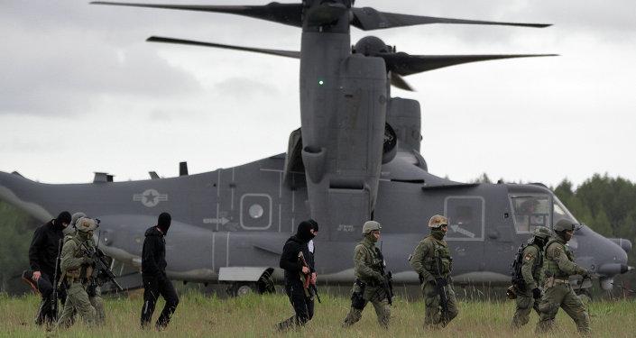 Forces de l'OTAN