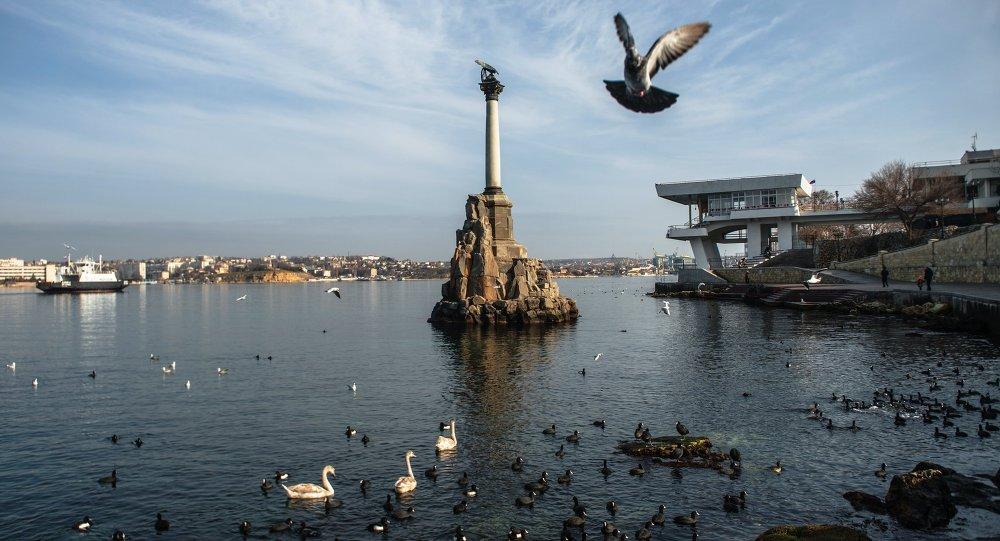 Sébastopol, Crimée