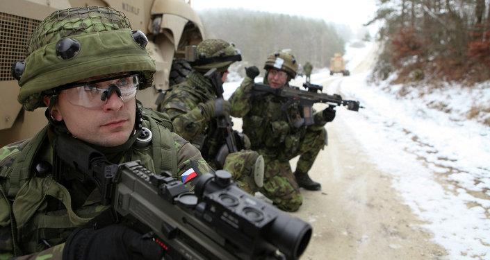 Soldats tchèques
