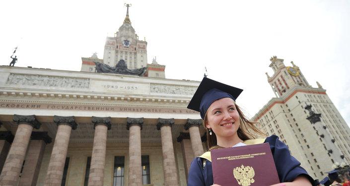 Partir étudier en Russie? C'est plus facile que l'on ne le pense et il y a 15.000 bourses!