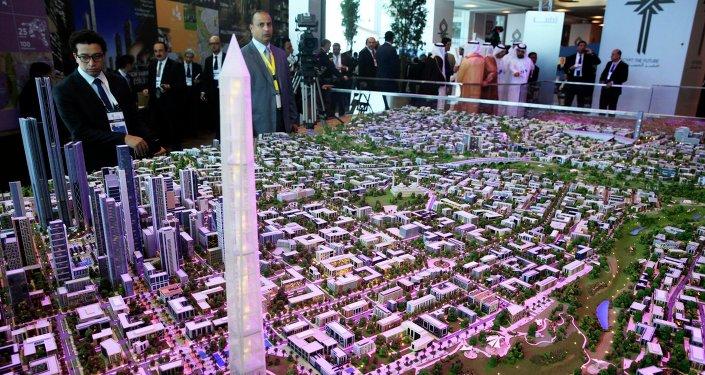 Le projet de la nouvelle capitale égyptienne
