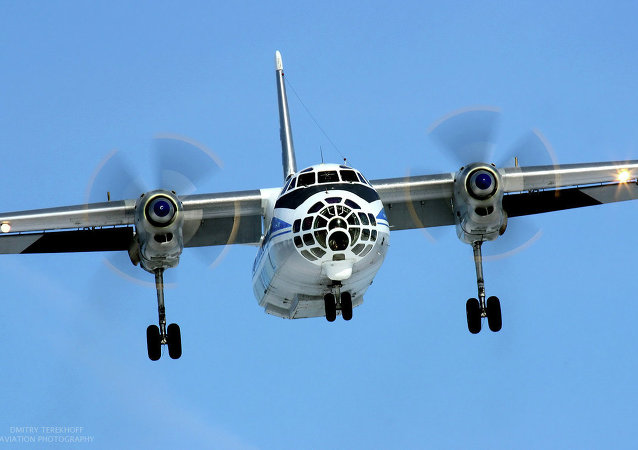 Un avion An-30B (archives)