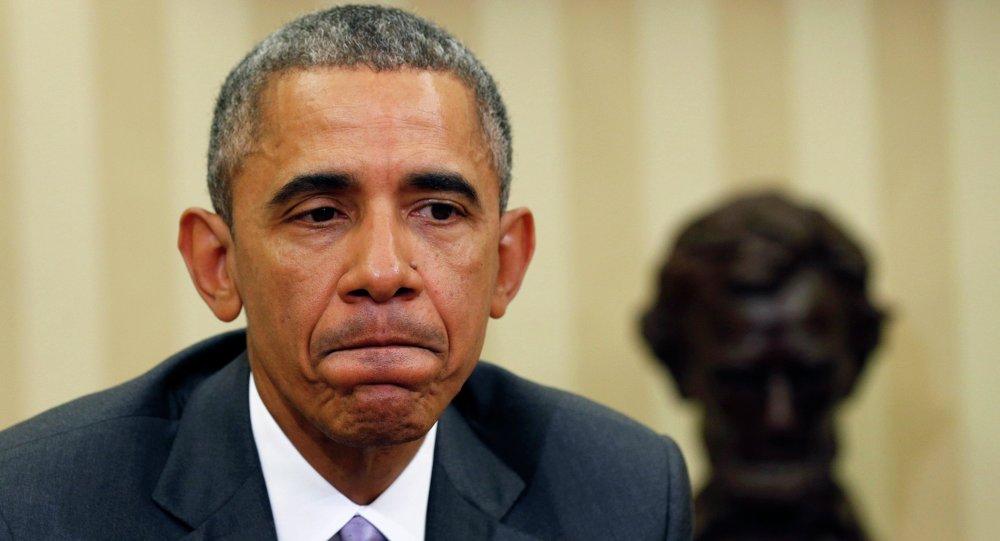 Le président US Barack Obama
