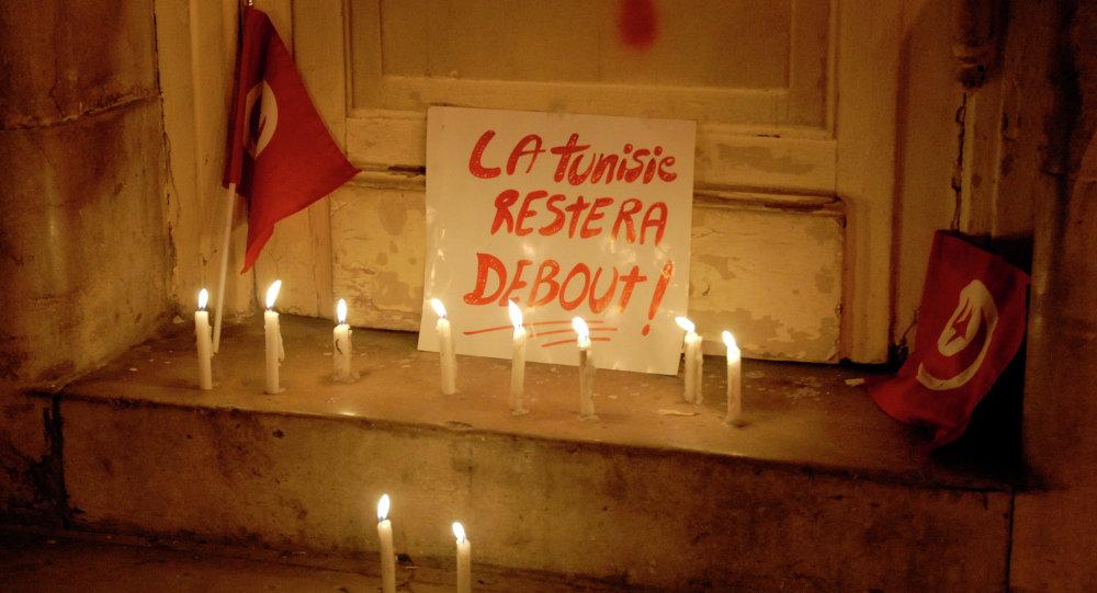 Après l'attentat près du Musée Bardo