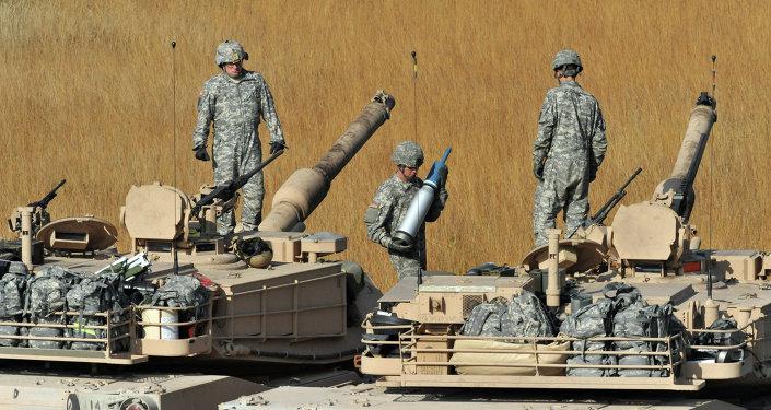 La coalition US déploiera des troupes terrestres en Syrie et en Irak