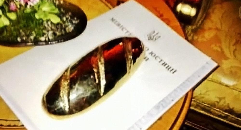 Le pain d'or de Viktor Ianoukovitch