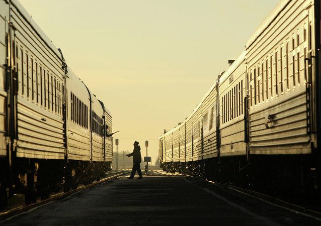Un train (Archives)