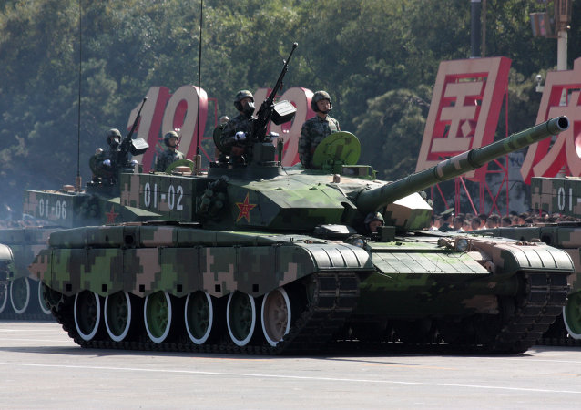 Le «Fast and Furious: Pékin Drift» des tankistes chinois (vidéo)