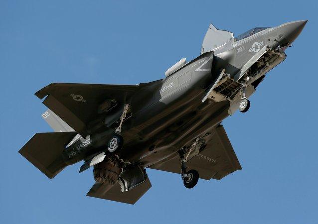 Chasseur américain de cinquième génération F-35